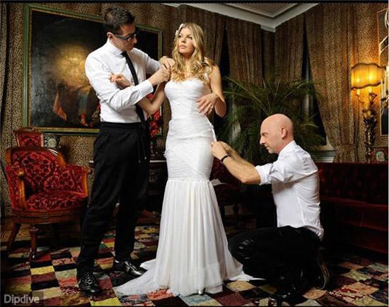 sự cố đám cưới